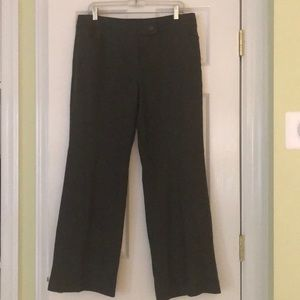 Gorgeous wool olive/army green Ann Taylor pants